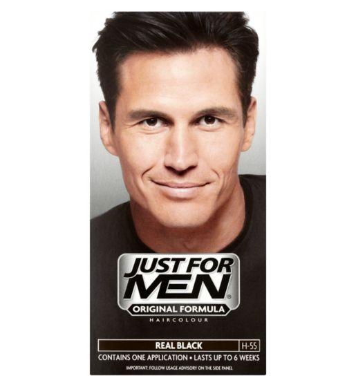 Just For Men Hair Colourant Natural Black