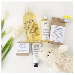 Natural Baby Skincare & Toiletries